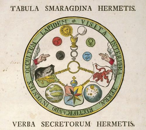 Smaragdová deska