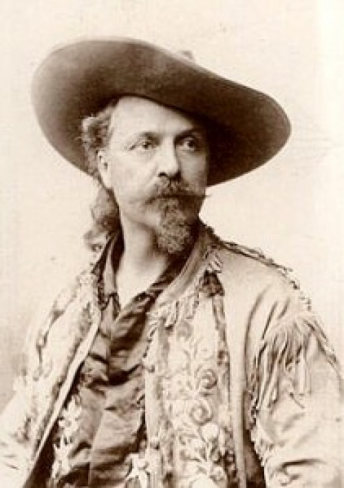 Buffalo Bill – William Frederick Cody